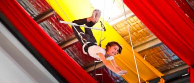 Summer Holiday Circus, Flying Trapeze, Rock Climbing & Play