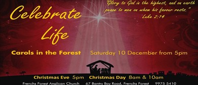 Carols In the Forest