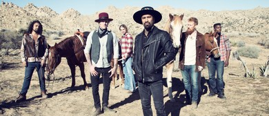 Nahko and Medicine for The People – Bluesfest 2017 Sideshows