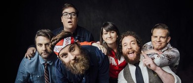 The Strumbellas – Bluesfest 2017 Sideshows