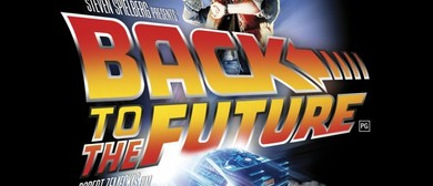 Outdoor Cinema - Back to The Future