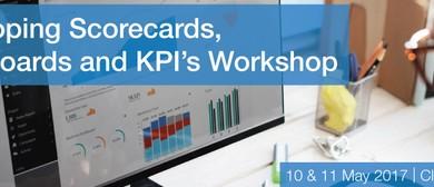 Developing KPIs, Scorecards and Dashboards Workshop