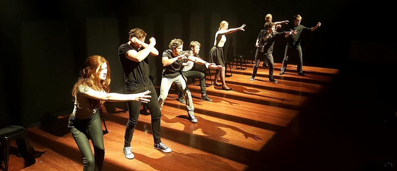Audition for The Gap - Learn Skills for NIDA & WAAPA Success