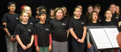 Macquarie Youth Chorus 10-16 Yrs – Intro Workshop & Audition