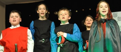 Youth Music Theatre 8-12 Yrs – Info Session