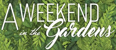 A Weekend In The Gardens – John Farnham