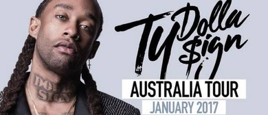 Ty Dolla $ign – Campaign Australian Tour 2017