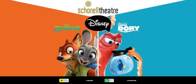 Disney School Holidays