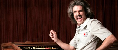 The Home Organ Party Experience With Barry Morgan