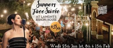 Fringe World Festival – Summers' Jazz Soiree