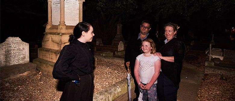 Friday 13th Ghost Tours – Suitable for Ages 5 and Over