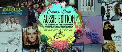 Covers for A Cause – Aussie Edition