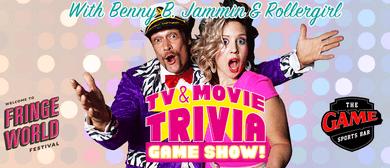TV and Movie Trivia Gameshow