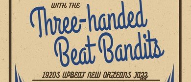 Its the Beez Kneez Breakfast With the Three-Handed Beat Band