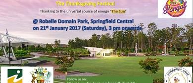 Pongal Festival Queensland 2017