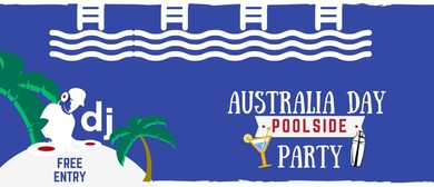 Australia Day Poolside Party