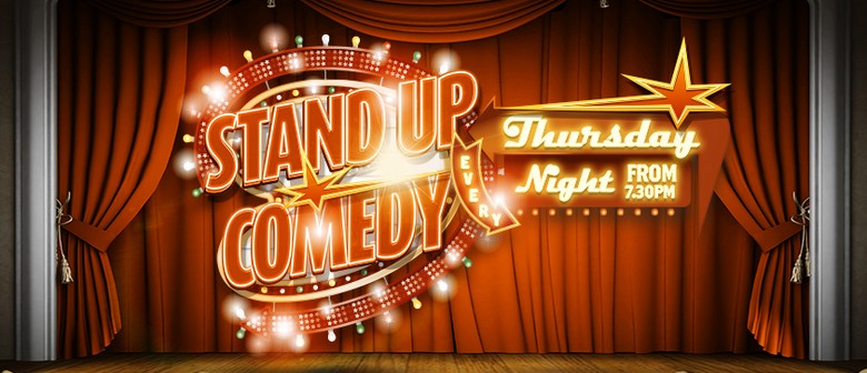 Thursday Night Comedy With Based Comedy