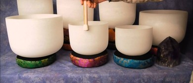 Learn to Play Crystal Singing Bowls & Sound Journey
