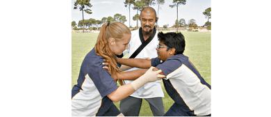 Push Hands Games – Tuishou Martial Arts Class