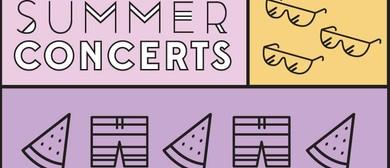 Summer Concert – Salt Tree