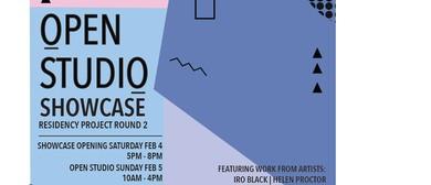 Resident Showcase and Open Studio