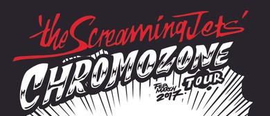 The Screaming Jets – Chromozone Tour