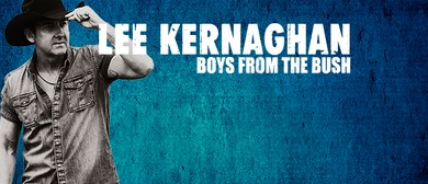 Lee Kernaghan – Boys From the Bush 25th Anniversary Tour