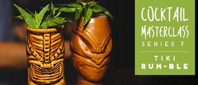 Cocktail Masterclass – Tiki Rum-ble