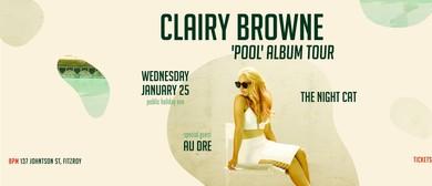 Clairy Browne – Pool Album Tour