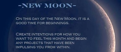 New Moon Meditation Sound Journey