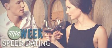 Midweek Speed Dating – Age 30-42