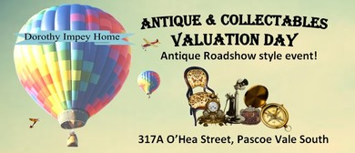 Antiques and Collectables Valuation Day