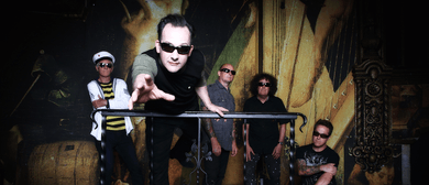 The Damned – 40th Anniversary Tour