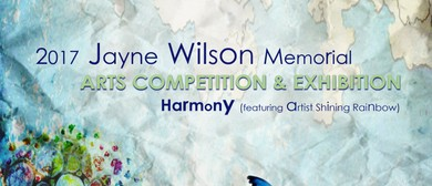 Annual Jayne Wilson Community Arts Competition and Exhibitio