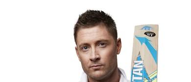 Michael Clarke's Cricket Coaching Clinic