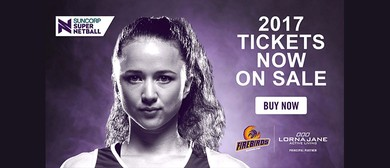 Lorna Jane Queensland Firebirds V Giants Netball