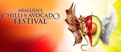 Araluen's Chilli and Avocado Festival
