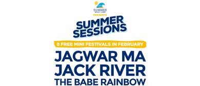 Jagwar Ma, Jack River and The Babe Rainbow