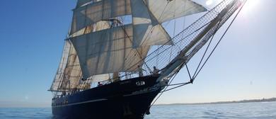Australia Day Night Sail