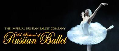 A Festival of Russian Ballet
