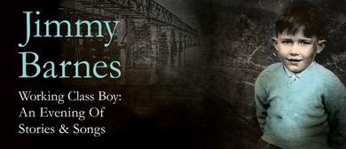 Jimmy Barnes – Working Class Boy Tour